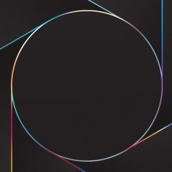 Abstract Lines Circle Wallpapers | hdqwalls.com +100 Iphone