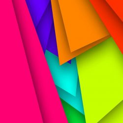 Bold Colorful Abstract Art Wallpaper +100 Iphone