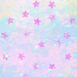 Pastel Kawaij Stars, made by me #stars #pastel #kawaii #colorful #glitter #galaxy #wallpapers #backgrounds #colors +100 Iphone