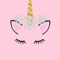 Winter Unicorn by ME +100 Iphone