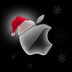 Christmas Apple logo iPhone Wallpapers, Christmas Apple logo iPhone Backgrounds, Christmas Apple logo iPod Touch Wallpapers, Christmas Apple logo iPod Touch Backgrounds +100 Iphone