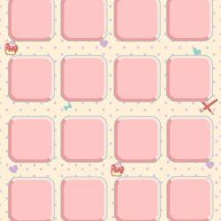Cute iPhone 5 Pink Theme +100 Iphone