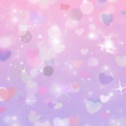 Glitter purple hearts cocoppa iphone wallpaper +100 Iphone