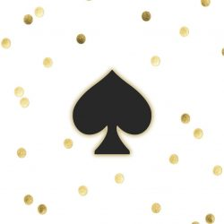 Kate spade gold iPhone Wallpaper Background +100 Iphone