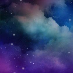 Nubes de color +100 Iphone