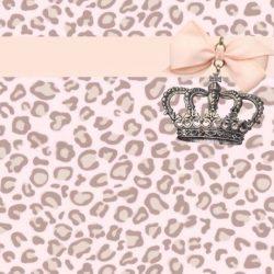Pink & beige leopard lockscreen to iphone5 +100 Iphone