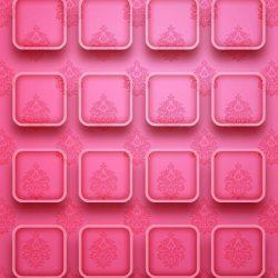Pink iPhone Shelf +100 Iphone