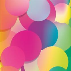 Rainbow Circles iPhone 6 / 6 plus wallpaper. +100 Iphone