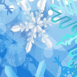 winter blue vector design - 640x1136 - 420512 +100 Iphone
