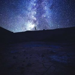 Adventure Night Sky Galaxy View from Earth iPhone Wallpaper   +100 Iphone